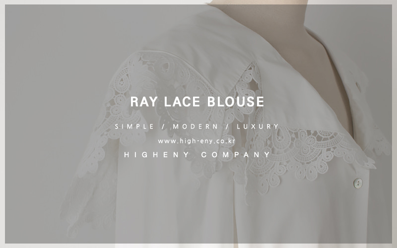 Ray lace blouse