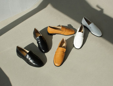 CM6008 Simple line loafer