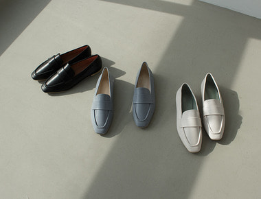ST118 Slim line loafer