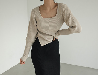 Sey square knit