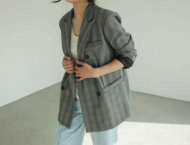 Object double jacket