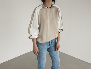 Tom casual blouse