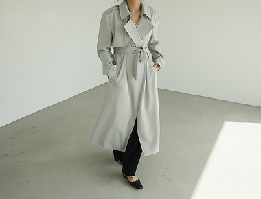 Essen trench coat