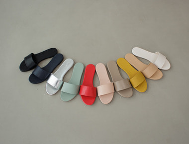 LN706 Colorful slipper