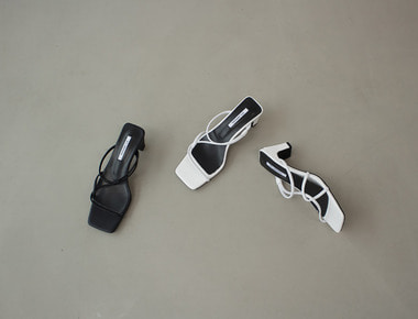 IV1236 Cross strap sandal