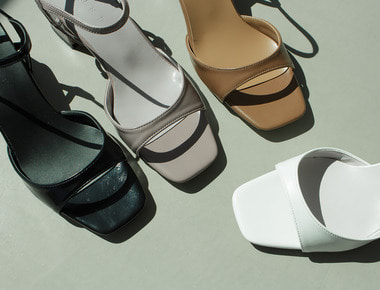 LN0233 Cross line sandal