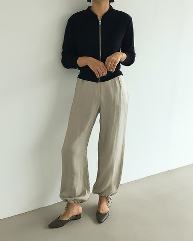 String point pants