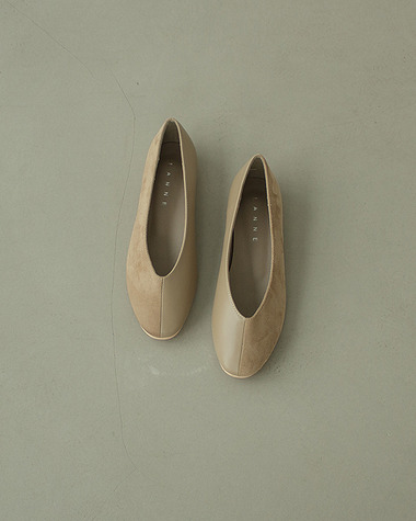 LN97001 Half fabric flat other color