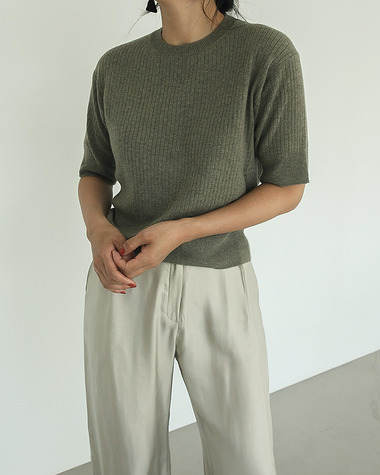 Howell cashmere knit