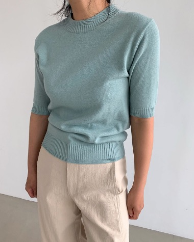 Ery round knit
