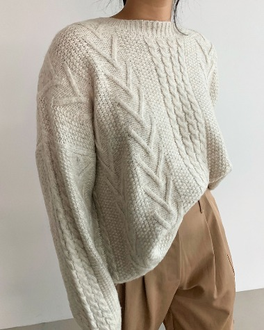 Rue twist knit