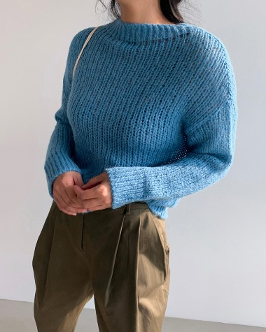 Moble color knit
