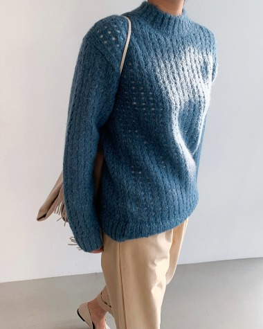 Ppotto round knit
